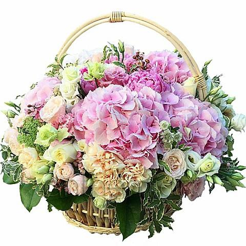 Simply Gorgeous - Basket