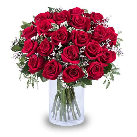 Luxurious - Roses Birthday Bouquet