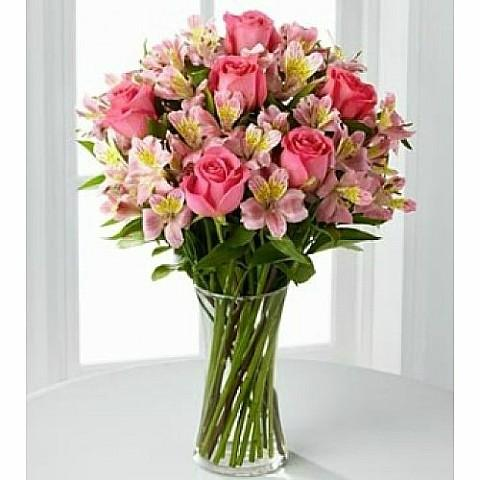 Pleasing Pink Bouquet