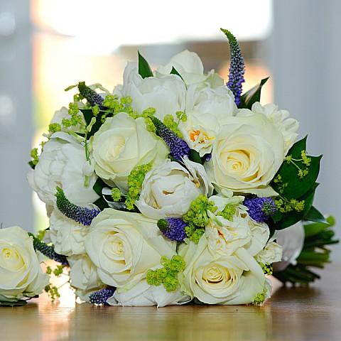 bridal flower bouquet delivery