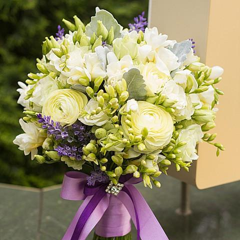 fresh flower bridal bouquet online