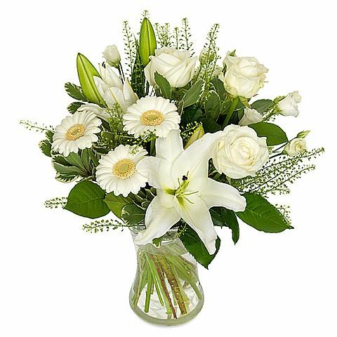 deliver flowers to funeral home