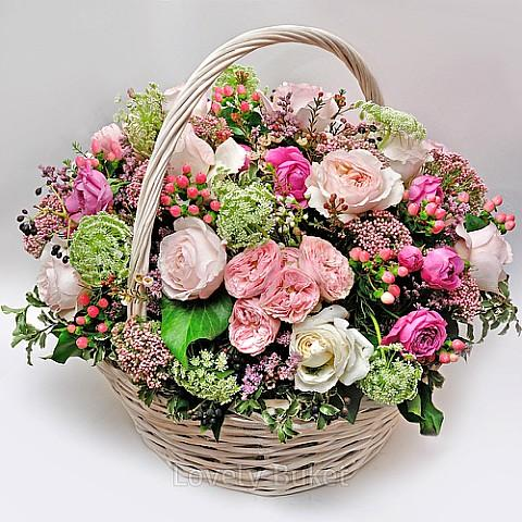 get well gift basket for her