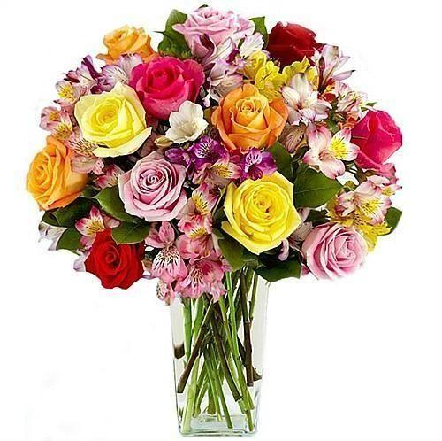 get well soon flowers for her