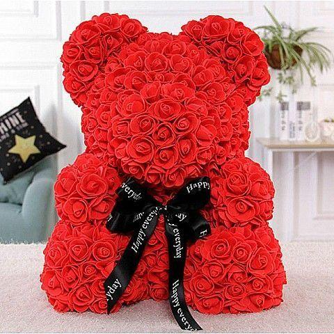 Red Rose Teddy Bear Delivery